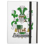 Callaghan Family Crest iPad Case