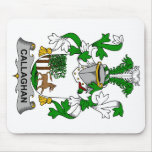 Callaghan Family Crest Mousepads