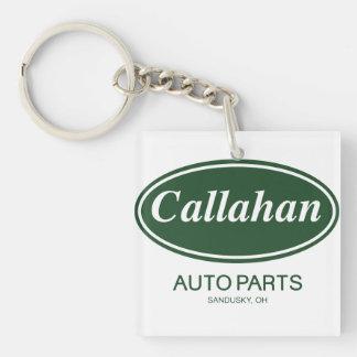 Callahan Auto Parts Keychain