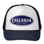 Callahan Auto Parts Mesh Hats