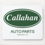 Callahan Auto Parts Mouse Pads