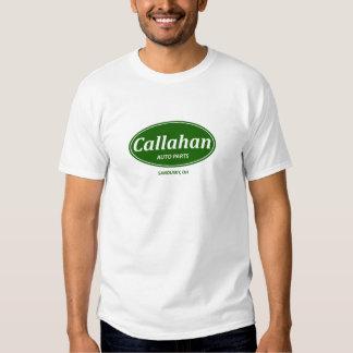Callahan Auto Parts Shirt