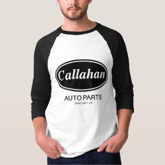 Callahan Auto Parts Tees