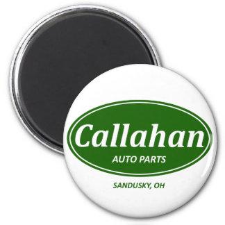 Callahan Auto Refrigerator Magnets