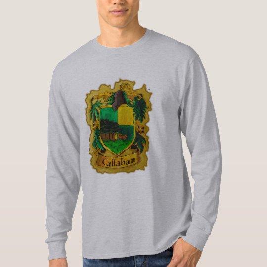 Callahan Family Crest T-Shirt