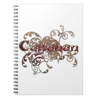 Callahan Libros De Apuntes