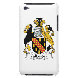 Callander Family Crest iPod Touch Covers
