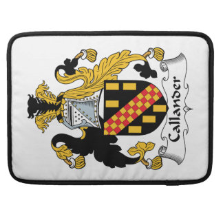 Callander Family Crest MacBook Pro Sleeve