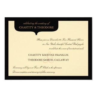 Callaway 5x7 Invitations