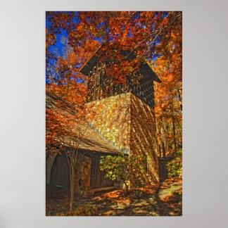 Callaway Chapel Poster