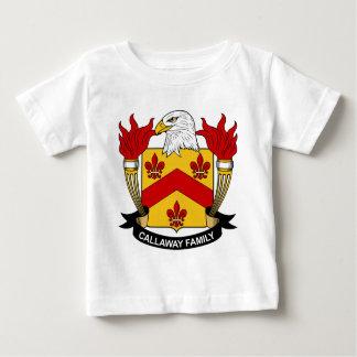 Callaway Family Crest Baby T-Shirt