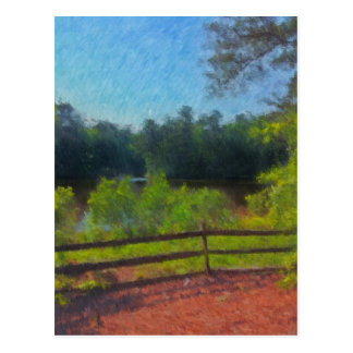 Callaway Gardens Postcard