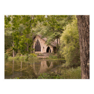 Callaway Memorial Chapel Poster