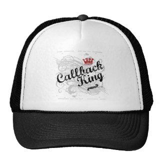 Callback King Trucker Hat