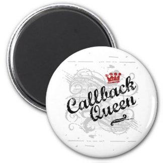 Callback Queen Fridge Magnets