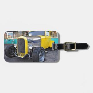 Calle 1932 de Ford Rod Etiquetas Bolsa