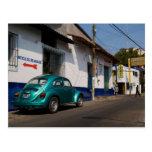 Calle 4 de Acapulco Tarjeta Postal