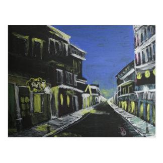 Calle 4am de Borbón Postal
