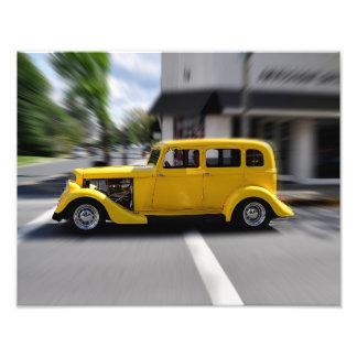 Calle amarilla Rod Fotografias