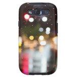 Calle Bokeh Samsung Galaxy S3 Protector