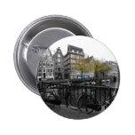 Calle de Amsterdam Pin Redondo 5 Cm