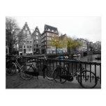 Calle de Amsterdam Postal