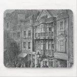 Calle de Bishopsgate Mouse Pads