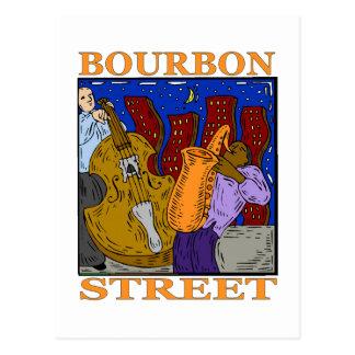 Calle de Borbón Tarjetas Postales