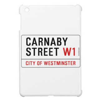 Calle de Carnaby iPad Mini Funda