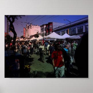 Calle de Castro justa Impresiones