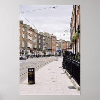 Calle de Dublín Póster