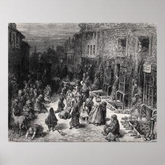 Calle de Dudley, siete diales Póster