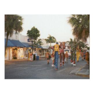 Calle de Duval Tarjetas Postales