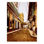 Calle de Habana Havana Cuba Post Cards