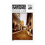 Calle de Habana La Habana Cuba Sellos Postales