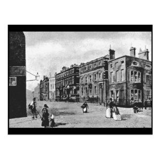 Calle de Hannover, y el Banco de Inglaterra, Postales