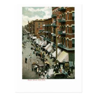 Calle de Hester, New York City Postales