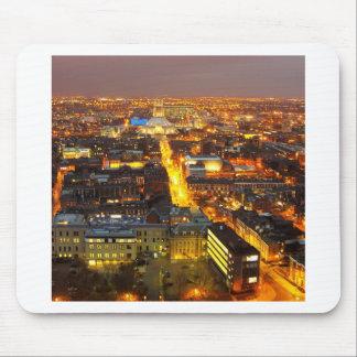 calle de la esperanza, Liverpool Reino Unido Alfombrilla De Ratones