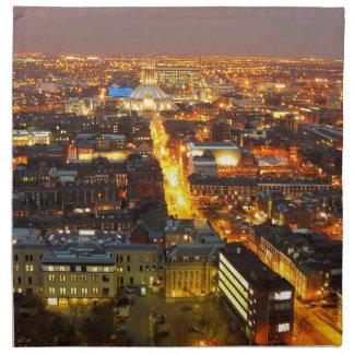 calle de la esperanza, Liverpool Reino Unido Servilletas