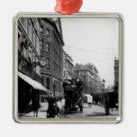 Calle de la reina Victoria, Londres, c.1891 Ornamentos Para Reyes Magos