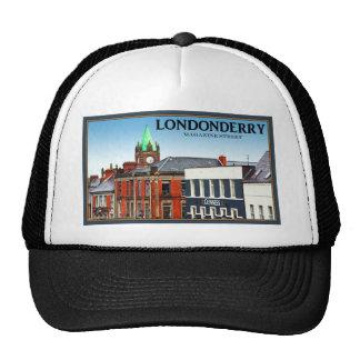 Calle de la revista en Londonderry Gorra