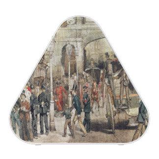 Calle de Londres, 1869 Altavoz