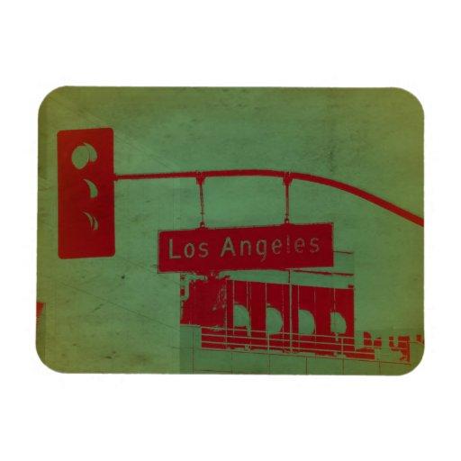 Calle de Los Ángeles Imán