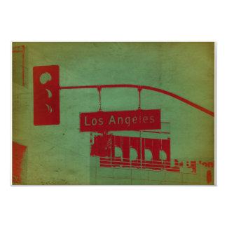 Calle de Los Ángeles Anuncio Personalizado