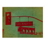 Calle de Los Ángeles Postal
