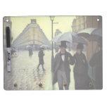 Calle de París, día lluvioso de Gustave Pizarra