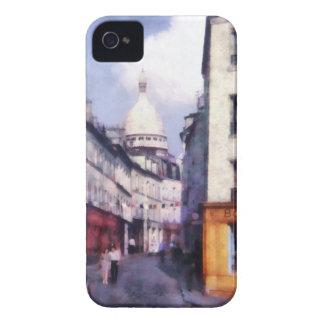 Calle de París Case-Mate iPhone 4 Carcasa