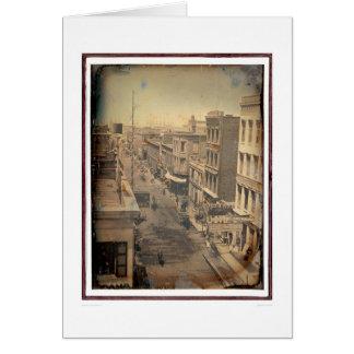 Calle de Sacramento (40089) Tarjeta De Felicitación