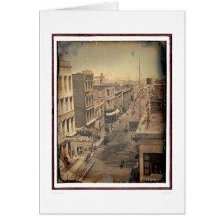 Calle de Sacramento - versión invertida (40089) Tarjeta De Felicitación