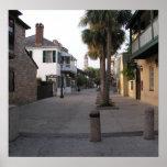 Calle de San Jorge, St Augustine Posters